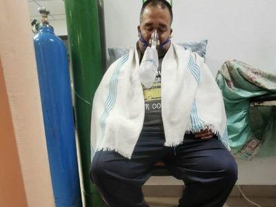48 horas en una silla: La agónica espera de pacientes por una cama en el Hospital Ingavi