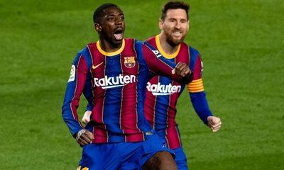 Barcelona supera al Valladolid y depende de sí para ser campeón