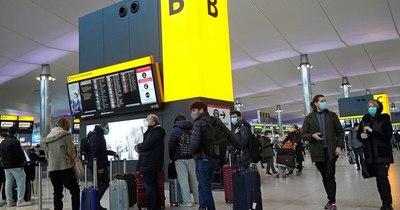 La Nación / Salud establece restricciones para viajeros procedentes de Brasil