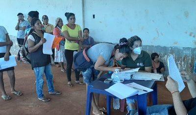Gestión de autoridades y dirigentes permite que 55 familias indígenas accedan a vivienda digna – Diario TNPRESS