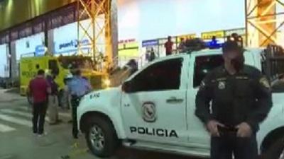Asalto a caudal en Capiatá: Ciudadano resultó herido con dos impactos de bala