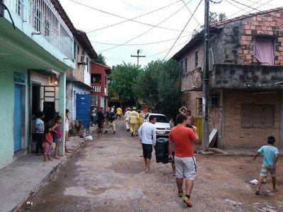 La pobreza total en Paraguay subió al 26,9% en 2020 a causa de la pandemia