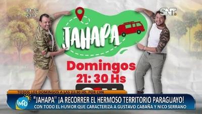 """""""Jahapa"""" Todos los domingos a las 21:00 hs por C9N"""