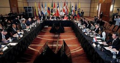 La Nación / Grupo de Lima elige presidente entre 18 postulantes