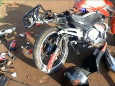 Hombre murió y su esposa perdió a su bebé en accidente de tránsito