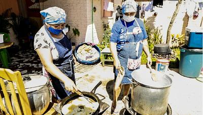 MDS entregó 97 toneladas de alimentos a ollas populares en marzo