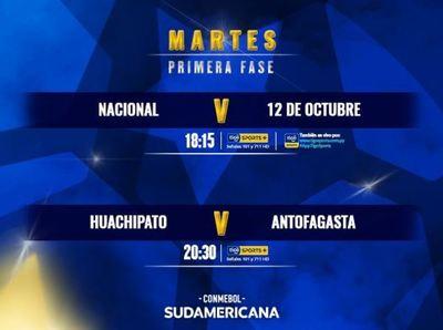 Revancha entre clubes chilenos por la Sudamericana
