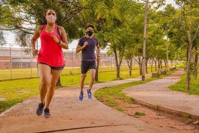 Vuelven las caminatas en la SND, por el Día Mundial de la Actividad Física