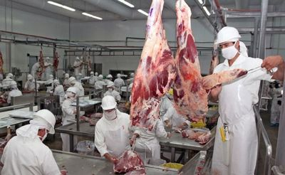 Presidente celebra récord de exportación de carne bovina concretado en primer trimestre del 2021