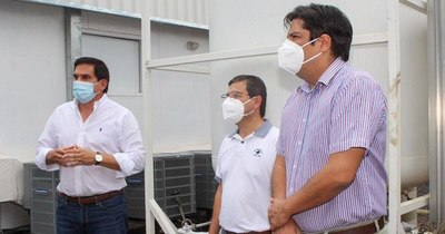 La Nación / Gobernación de Paraguarí invierte G. 389 millones para reforzar provisión de oxígeno en tres hospitales