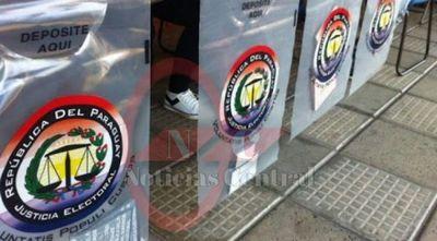 Amambay tiene 108.970 electores habilitados para votar