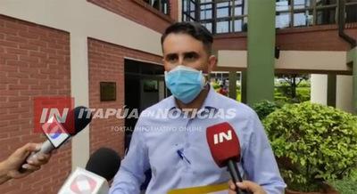 HABLA EL DR. BERDEJO SOBRE REALIDADES EN EL HOSPITAL REGIONAL DE ENCARNACIÓN.