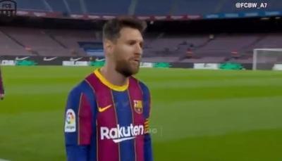 Se filtra una arenga de Messi a sus compañeros