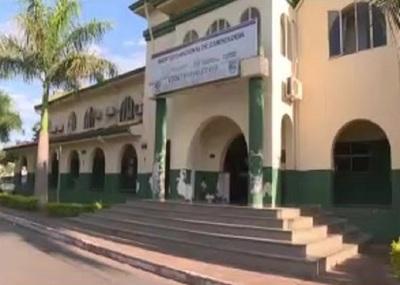 El Hospital San Jorge se encuentra saturado de pacientes con covid-19
