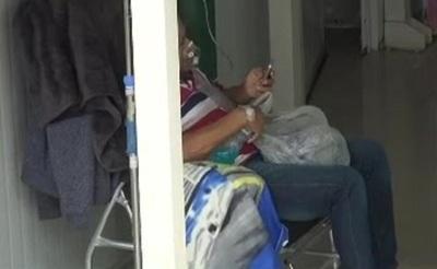 COVID-19: Pabellón de contingencia en Ciudad del Este ya está sobresaturado