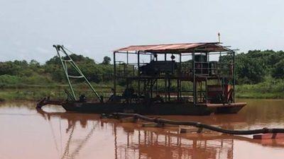 """Denuncian que en Venezuela la minería ilegal """"goza de un suministro de combustible constante"""""""