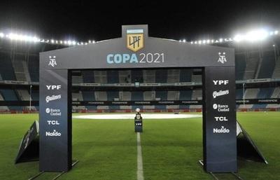El fútbol argentino sufre retroceso a causa de la pandemia
