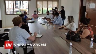 DIRECTOR DE LA 7MA. DR. ACOSTA ENCABEZÓ LA REUNIÓN DEL COE.