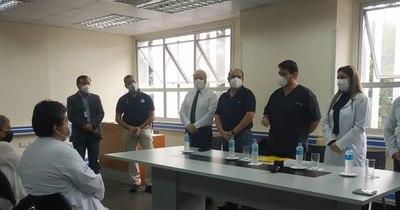 La Nación / Pallarolas asume dirección zonal del IPS para mejorar servicios en Alto Paraná