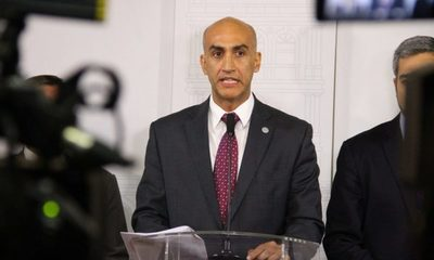 Abdo habría designado a Mazzoleni en importante cargo diplomático en Washington