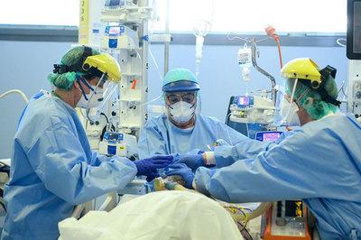 """""""La situación en los hospitales es crítica, estamos técnicamente en un colapso"""", remarcan médicos"""