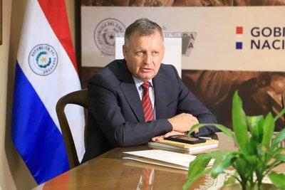 Bertoni confía en que la agricultura impulse la recuperación económica de Paraguay