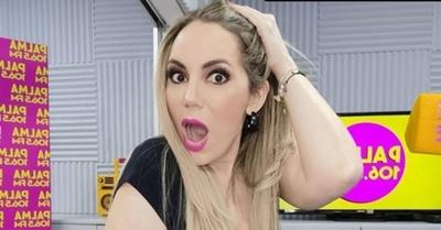 Clara Franco no se presentará hoy en el Canta