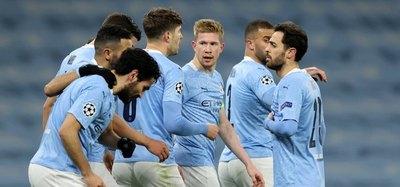 Victoria ajustada del Manchester City ante el Dortmund