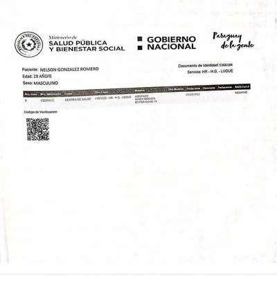 PILLADOS TRAS FALSIFICAR EL PCR PARA INGRESAR A BUENOS AIRES