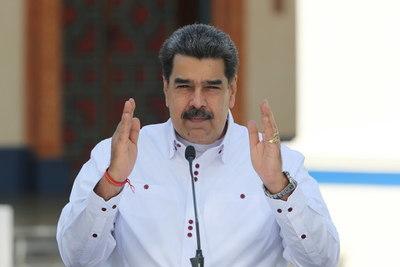 Maduro anuncia un nuevo paquete de ayuda económica por segunda ola de covid-19