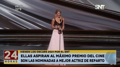 Oscars por el SNT: Ellas aspiran al máximo premio del Cine