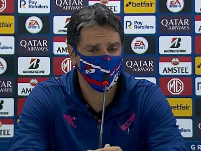 Rodrigo López y su análisis tras la eliminación
