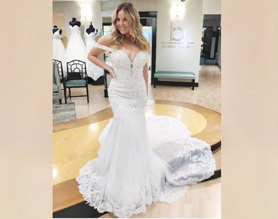 Crónica / ¿Pillaron a Bibi probándose su vestido de ¡futura novia?