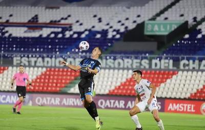 12 de octubre se impone ante Nacional y avanza en la Copa
