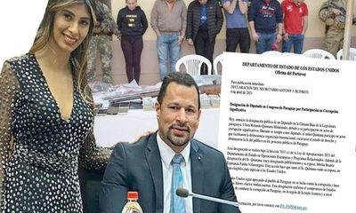 "Estados Unidos le prohíbe la entrada a Ulises Quintana por ser ""significativamente corrupto"" – Diario TNPRESS"