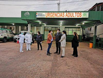 Desalentador panorama de la pandemia del Covid-19 en Itapúa · Radio Monumental 1080 AM