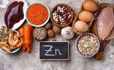 Siete alimentos que son excelentes fuentes de zinc