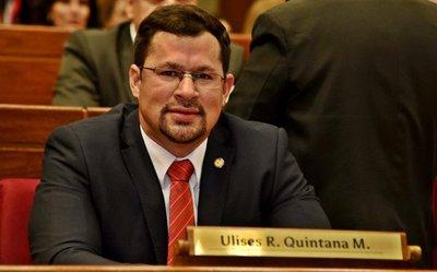 Diputado Quintana es tercer paraguayo con prohibición de entrar a los EEUU, por corrupto