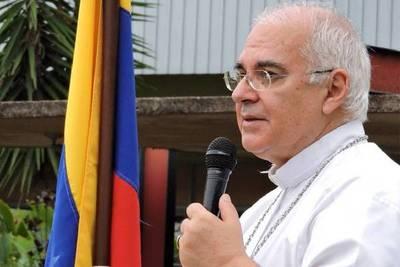Monseñor Mario Moronta exigió a Maduro que deje de usar a los venezolanos para pruebas farmacológicas cubanas