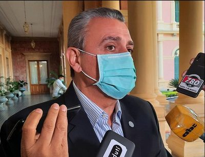 """Villamayor: """"Es categórico que no voy a ocupar ningún cargo público en esta administración"""""""