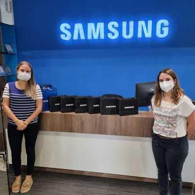Samsung Paraguay y Tierranuestra sellan una alianza para el programa Sonidos de la Tierra
