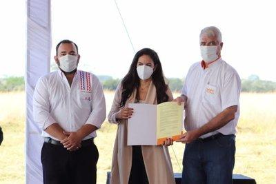 Firman acuerdo para la construcción del Gran Hospital de Coronel Oviedo