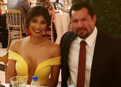 HUIR A TIEMPO NO ES COBARDÍA: Vetada por EE.UU. niega relación sentimental con Ulises Quintana