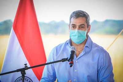 Mandatario anuncia aprobación para uso de emergencia de la vacuna Covaxin de India