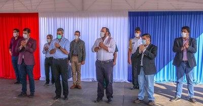 La Nación / Construirán en dos fases el gran Hospital de Coronel Oviedo