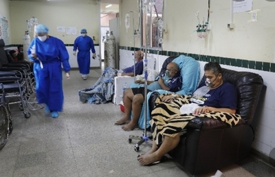 Día Mundial de la Salud, Paraguay sin vacunas y con un grave colapso sanitario
