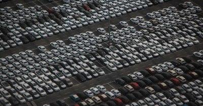 La Nación / Alemania: ventas de coches nuevos decae 6,4% en el primer trimestre