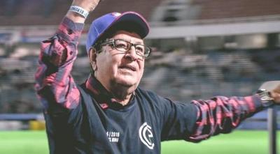 """""""Nino"""" Arrúa, cumple 72 años – Prensa 5"""