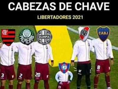Cerro, blanco de memes por ser cabeza de serie sin haber ganado la Copa