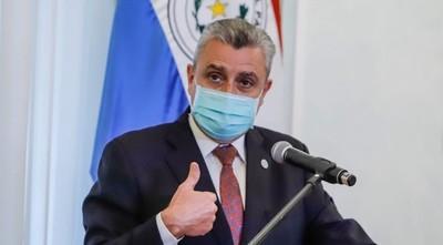 """Villamayor plantearía que Ulises Quintana """"dé un paso al costado"""""""